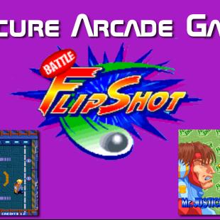 Obscure Arcade Games – Battle Flip Shot