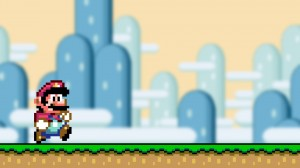 Many aspects of Super Mario World's visual design have become part and parcel of Mario's identity. Even the terrible 90s cartoon series took World as its source material of choice.