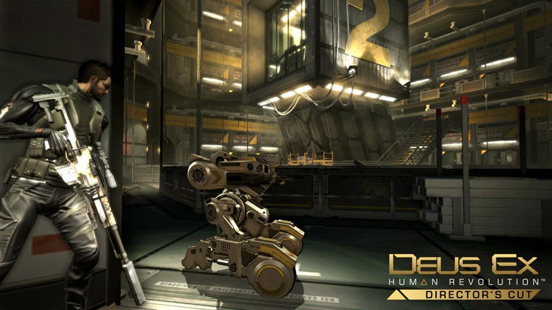 Deus Ex: Human Revolution Director's Cut Offers Wii U ...