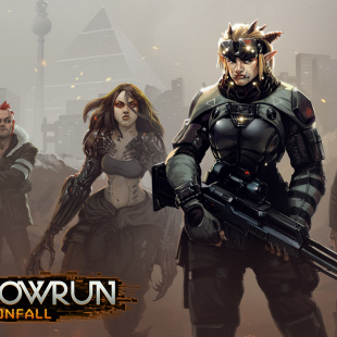 Shadowrun: Dragonfall Review – PC