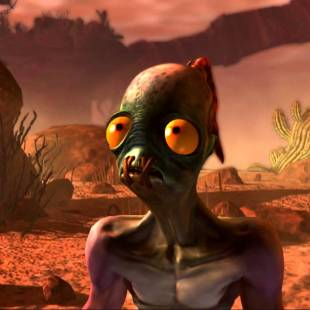 Oddworld: New 'n' Tasty – PS4 Launch Trailer