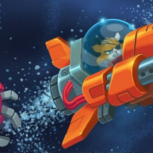 Aqua Kitty: Milk Mine Defender DX Review – PS4