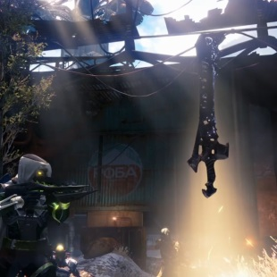 New Destiny: The Dark Below Video Reveals Swords, New Content, Swords