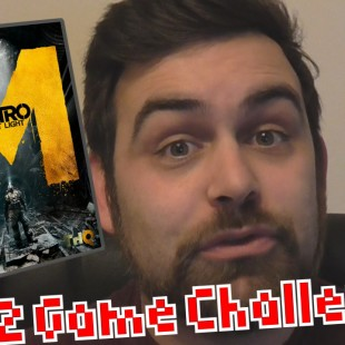 52 Game Challenge: #4 – Metro: Last Light