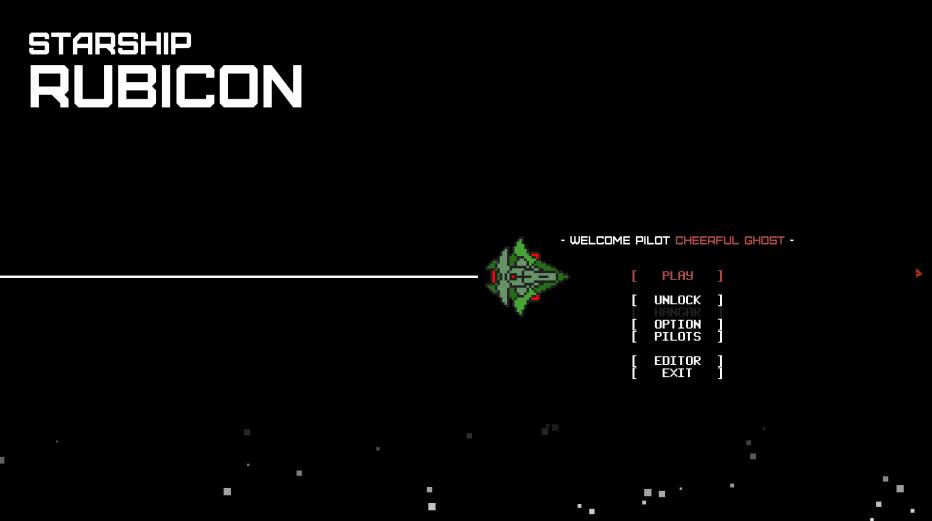 Starship Rubicon Review – PC