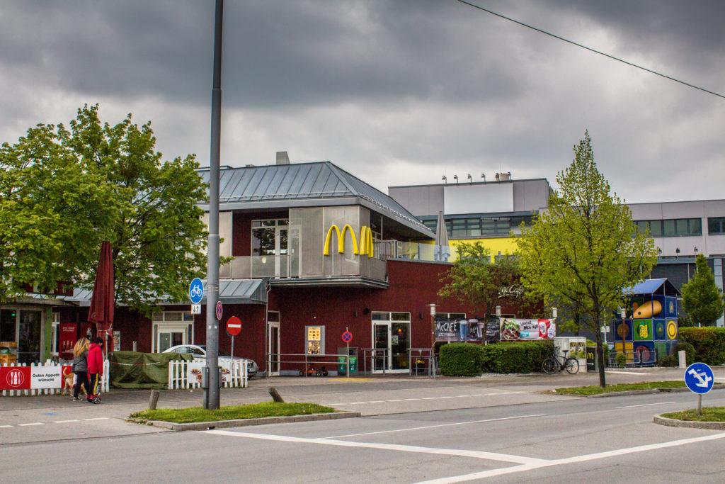 McDonalds Munich Shooting