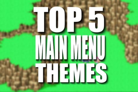 Top 5 Main Menu Themes in Video Games