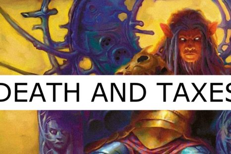 Stripmine in Modern – Monowhite Death and Taxes