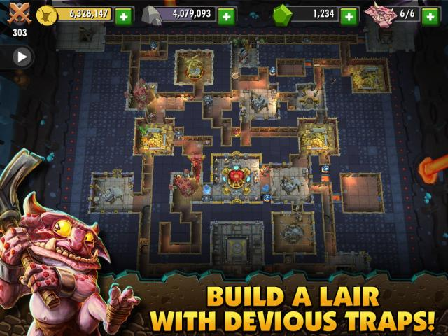 Dungeon Keeper Mobile was EA's lowest point