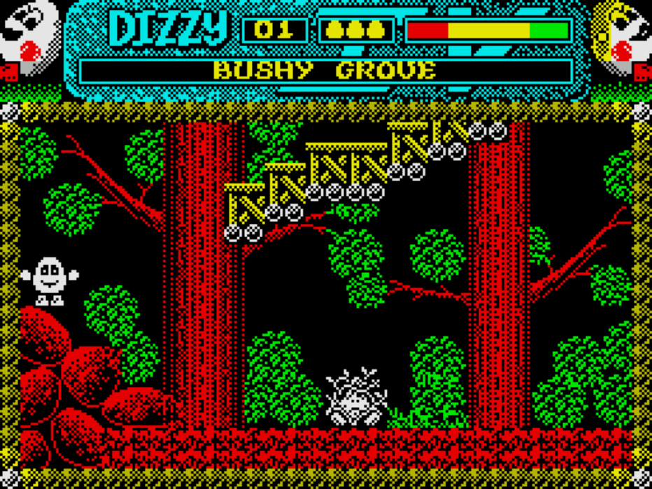 Dizzy – An Eggcellent Series