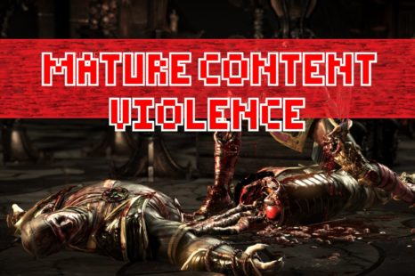Mature Content – Video Games Are Awfully Violent