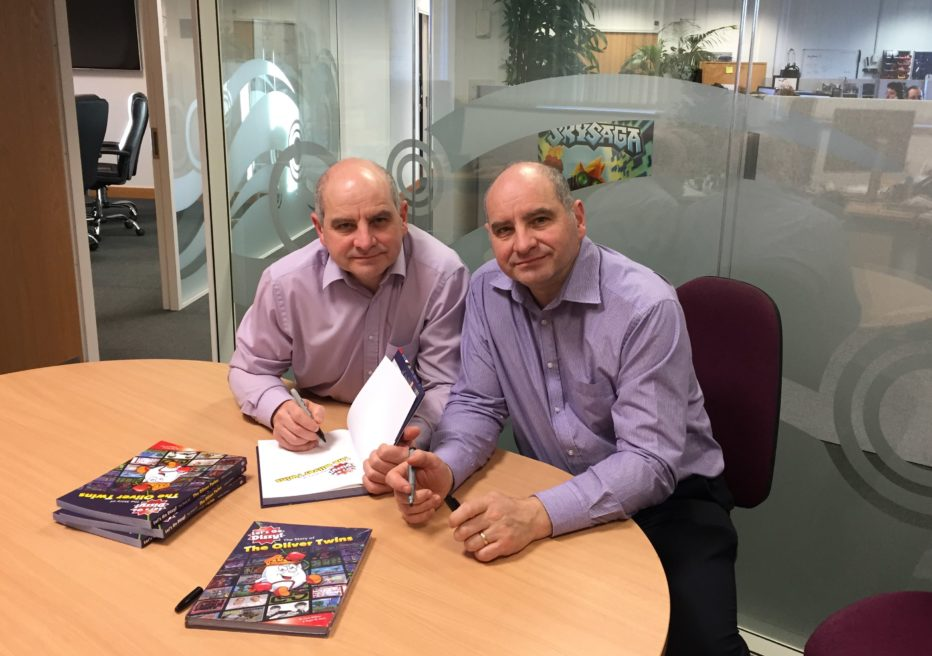Interview with The Oliver Twins