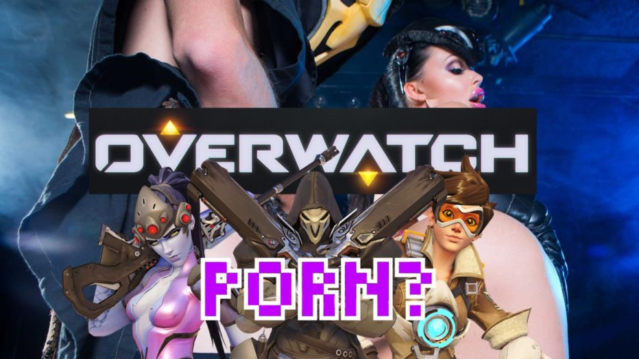 Overwatch Porn – How The GOTY is Getting People Off