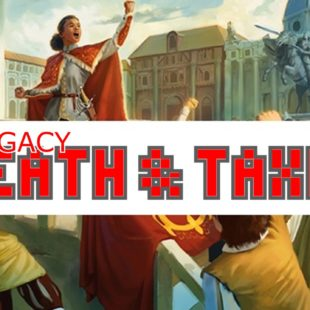 Recruiter of the Guard is here – Legacy Death and Taxes Gameplay