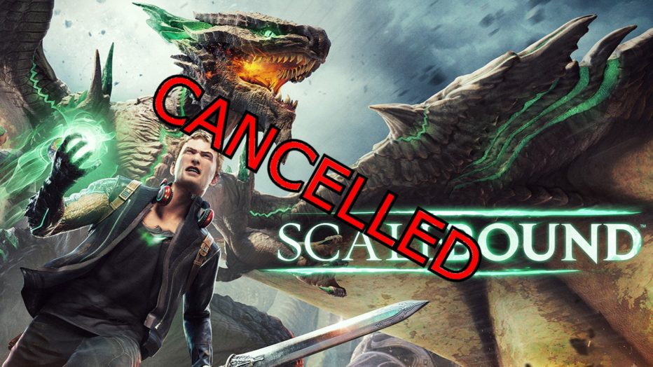 Scalebound is Dead – Microsoft 2017 line-up shrinks