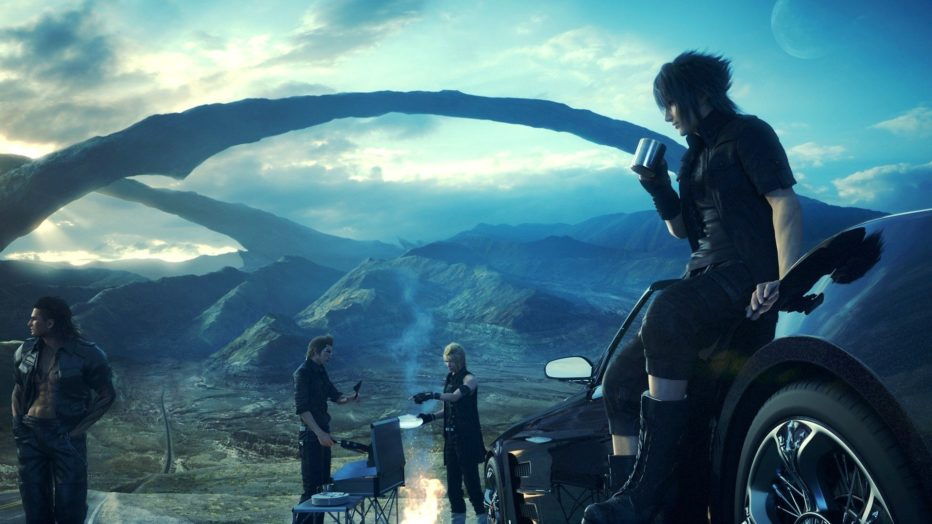 Final Fantasy XV Review – PS4