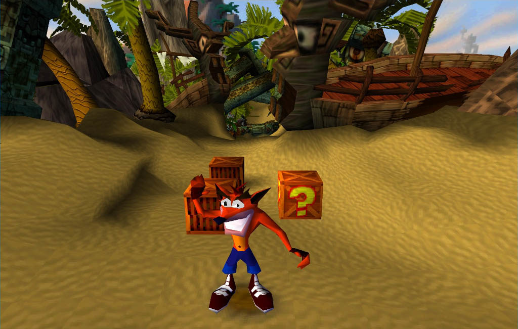 Retrospective: Crash Bandicoot - Voletic