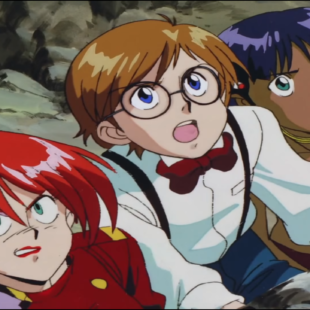 Nadia: Secret Of The Blue Water Review – Blu-ray