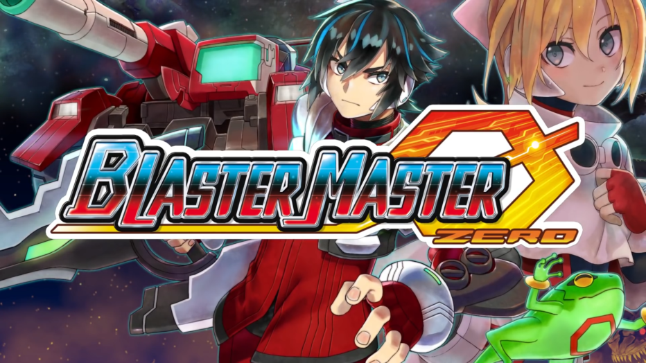 Blaster Master Zero Review – Switch